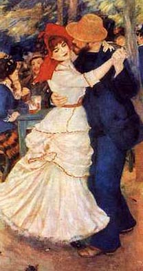 renoir art dance-at-bougival